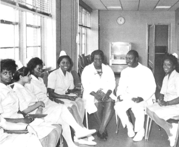 [Nursing Program, 1969, S9_A_Nursing_1969], Archives, Bronx Community College, City University of New York.