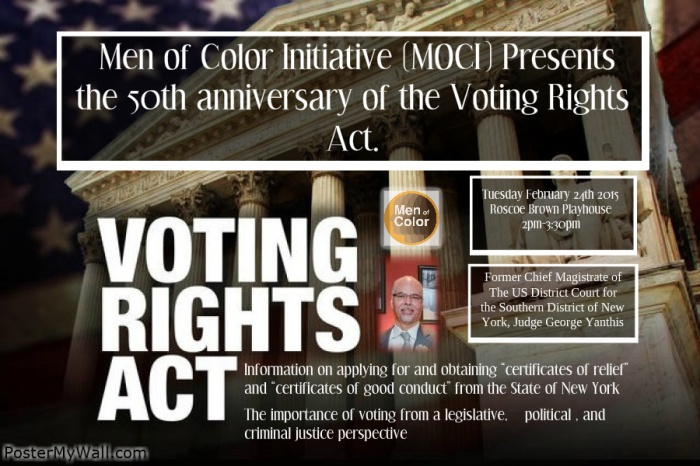 Voter rights